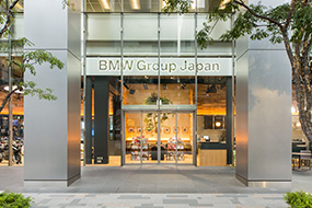 カフェ BMW GROUP TERRACE